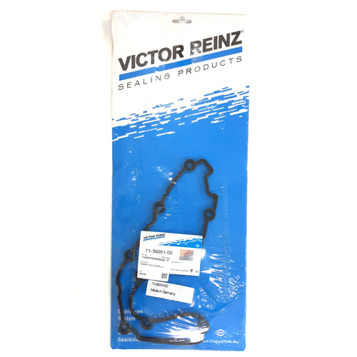 71-36051-00 AUDI VW 잠바카바가스켓 좌 Gasket, cylinder head cover LH 713605100 059103483M VICTOR REINZ [AM]