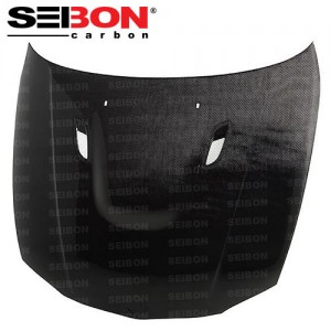 BM-style carbon fiber hood for 2008-2012 BMW E82 2DR/HB *Incl. M models